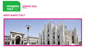 Mapic Milano logo