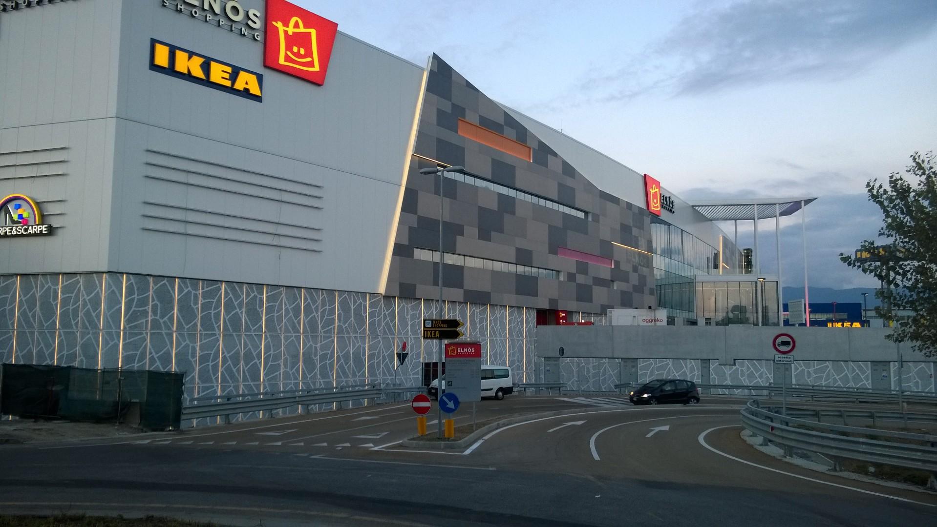Ikea Inaugura Elnòs Shopping Il Più Grande Centro Commerciale Della