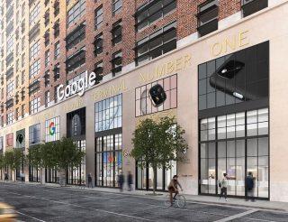Google Store New York